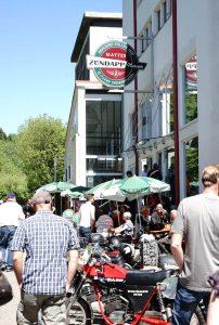 Zündapp museum Zoller-Hof Sigmaringen