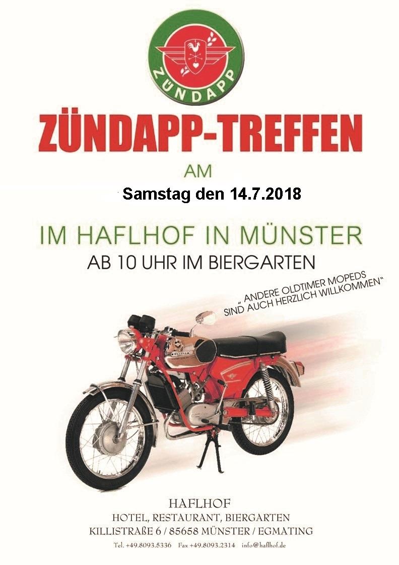 Haflhof Treffen 2018