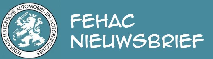 Recente Fehac Nieuwsbrief