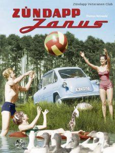 Zündapp Janus Sommer 1954