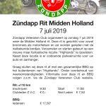 Midden Holland rit van de ZVC 2019