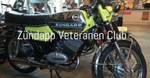 Facebook pagina van de Zündapp Veteranen Club