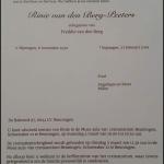 Rinie van den Berg-Peeters