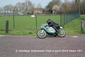 Rianne de Vos Classic Racing Team