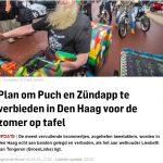 Zundapp verboden in Den Haag?