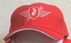 Rode cap Zündapp Veteranen Club