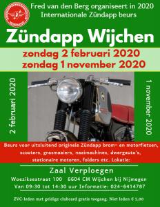 Zündapp Wijchen 2020