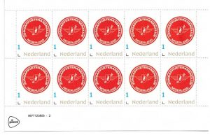 Zundapp postzegels