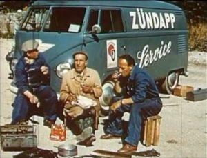 Zündapp Service