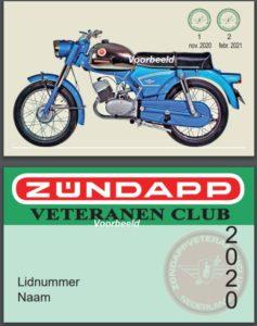 ZVC clubcard 2020
