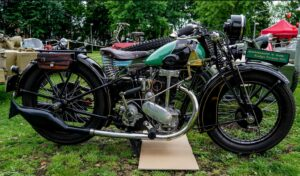 Rudge Python Zündapp 499cc 1930