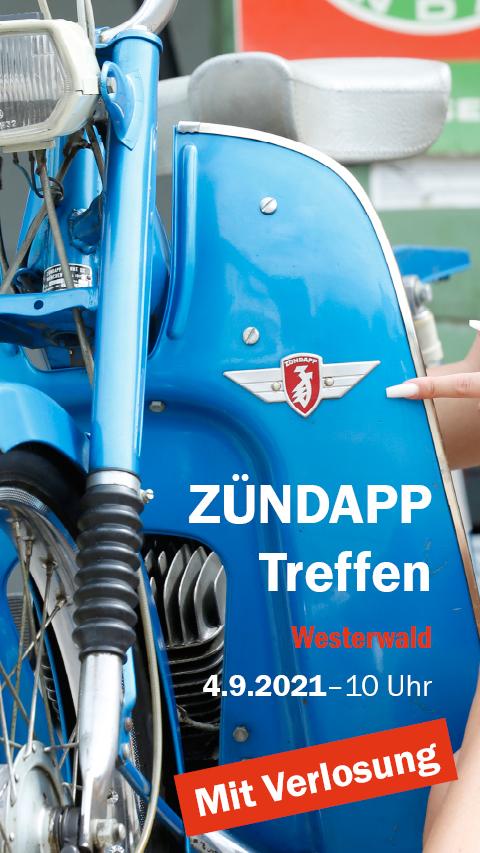 ZÜNDAPP Westerwald Treffen 2021