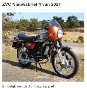 ZVC Nieuwsbrief 4