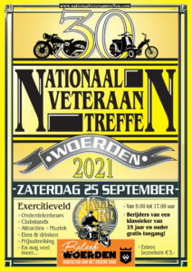 Nationaal Veteraan Treffen 2021