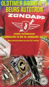 zundapp Rosmalen beurs 2022